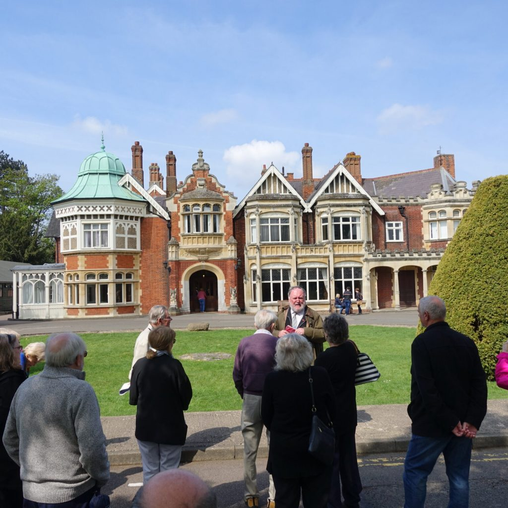 AGTO - Eastern Branch Visit Bletchley Park